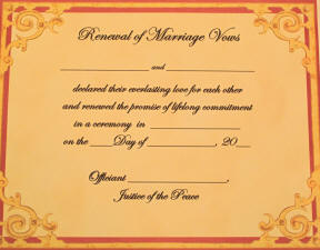 This is the Vintage style certificate paper.
